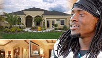 Jaguars Rookie Ace Sanders -- $300k House for Mom ... Was Thank-You For Making Me Stay In School