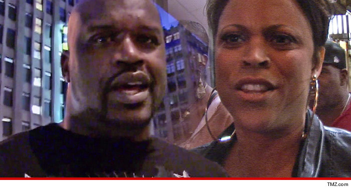 Shaunie O'Neal -- Shaq Secretly Negotiated To Put Our Kids On TV