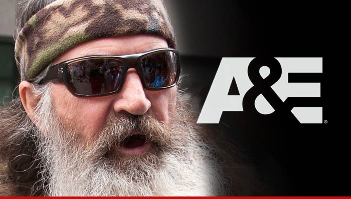 A&E 'Duck Dynasty' Christmas Marathons -- Principles are Principles ... But  Money is Money