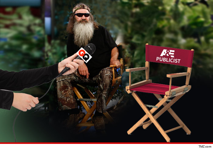Phil Robertson Interview GQ