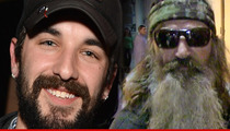 Christian Country Band -- 'Duck Dynasty' Haters May Riot ... WE NEED HELP!!!