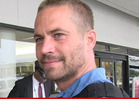 Paul Walker Death Street -- Residents Say HELL NO To Name Change