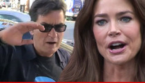 Charlie Sheen to Denise Richards -- You're a Heartless, Ugly Hag