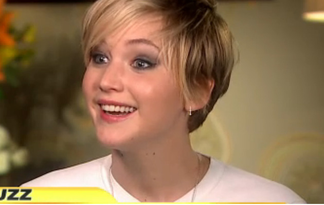 Video: Jennifer Lawrence Says Jack Nicholson is STILL Pursuing Her!