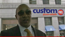 John Starks -- Gunning to Be the Next Peyton Manning ... In Pizza Biz