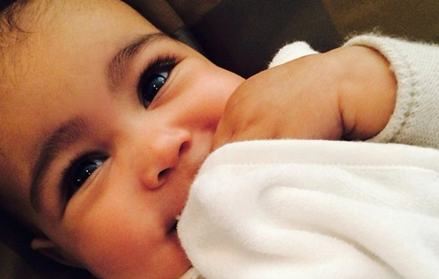 Kim Kardashian Shows Off North West's Christmas Gifts -- See the Sweet Swag!