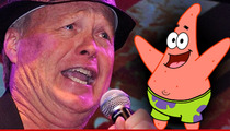 Bill Fagerbakke Legally Separated -- Wife Sponges Off Spongebob