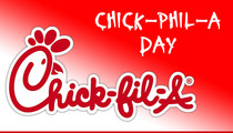Chick-fil-A -- NO 'DUCK' FOR US ... We're NOT Behind Chick-Phil-A Day!
