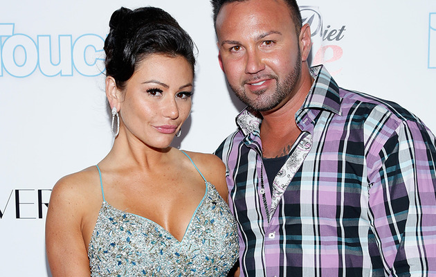 JWoww Is Pregnant, Expecting First Baby with Roger Mathews!