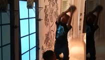 LeBron James -- MY KIDS CAN DUNK HARD .... Just Like Blake Griffin!!!