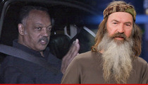 Jesse Jackson -- Phil Robertson Is WORSE Than Rosa Parks Bus Driver