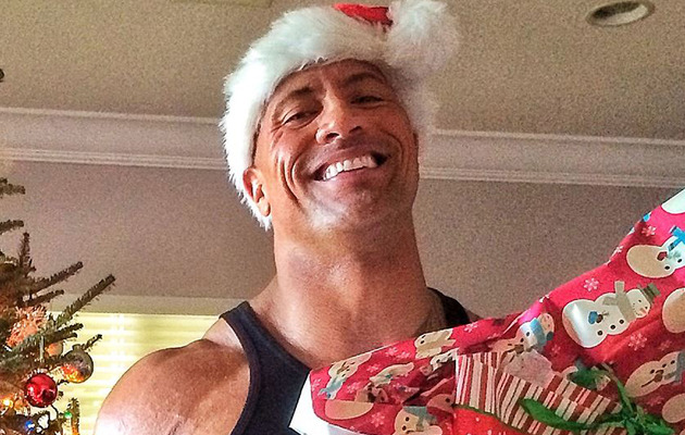 Celeb TwitPics: See How the Stars Celebrated Christmas
