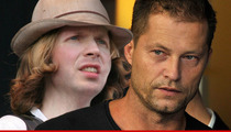 Beck -- TENANT FROM HELL ... Claims 'Inglourious Basterds' Star