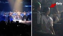 Katy Perry -- Britney Spears Concert ... I'd Rather Watch Paint Dry