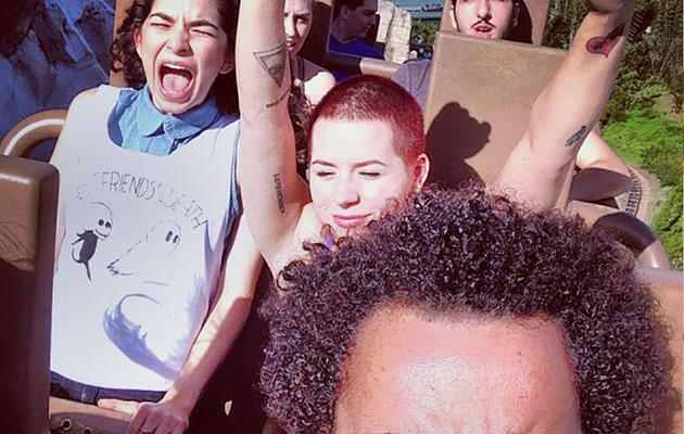 Isabella Cruise Turns 21, Debuts New Buzz Cut