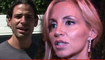 Camille Grammer Former BF -- She's a Violent Fame Whore