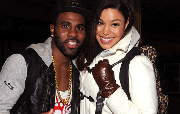 Jason Derulo Got Jordin Sparks a New BMW for Christmas!