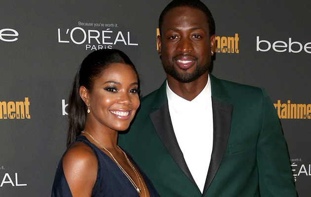"""Dwyane Wade Fathers Baby Boy During """"Break"""" From Gabrielle Union"""