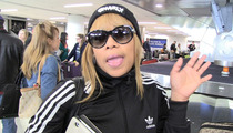 T-Boz -- The New Year's Song SUCKS ... 'That S**t's Corny'