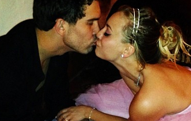 Kaley Cuoco & Ryan Sweeting Tie the Knot -- See Her Pink Wedding Dress!
