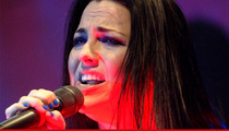 'Evanescence' Singer Sues -- Our Very Own Label is Our Worst Enemy