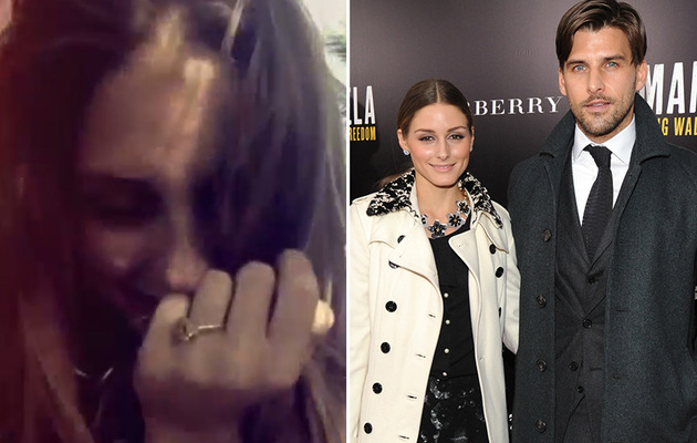 Olivia Palermo is Engaged -- See the Beautiful Ring!