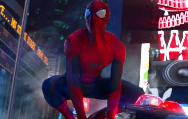 "New ""Amazing Spider-Man 2"" Trailer Shows Epic Times Square Battle!"