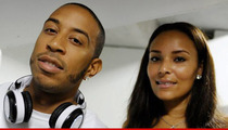 Ludacris' GF Eudoxie -- I'm Still Gonna Marry My Fertile Partner