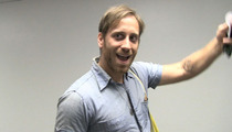 Black Keys Singer Dan Auerbach -- I Don't Own Bob Dylan's Real Hair ... But I Can Get It!!