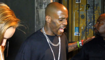 DMX -- Dear Jesus ... Don't Let Anyone Get Stabbed at My Detroit Show