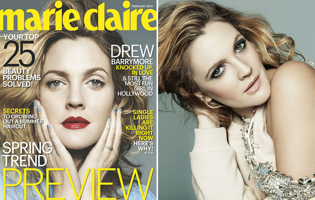 "Drew Barrymore Opens Up About ""Erratic"" Teenage Years!"