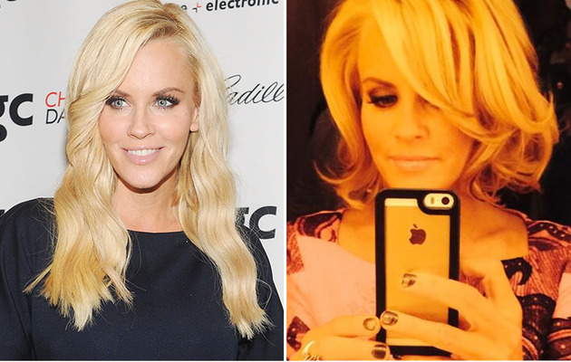 Jenny McCarthy Chops Off Her Hair -- See Short New 'Do!