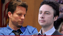 Y&R Michael Muhney -- I'm SO Much Better Looking Than Zach Braff