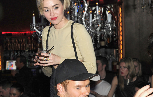 Kellan Lutz Addresses Miley Cyrus Dating Rumors