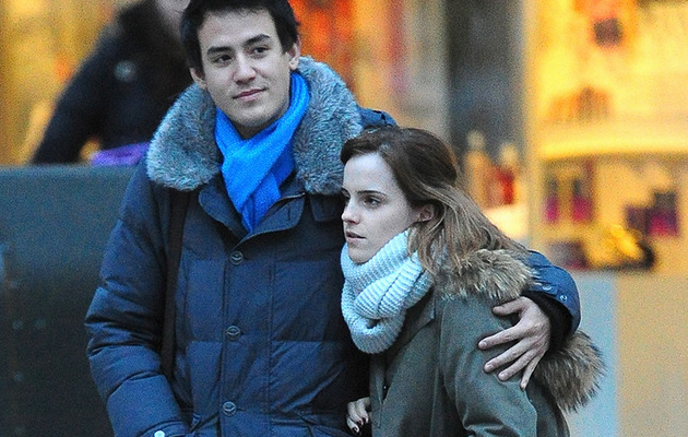 Emma Watson Splits From Boyfriend Will Adamowicz