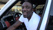 Akon -- My Pet Tigers Poop A LOT!!