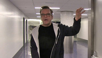 Tom Arnold -- Arnold Schwarzenegger Made My Penis Bigger