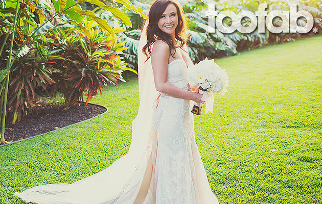 Exclusive Photos: See Inside Scream Queen Danielle Harris' Wedding!
