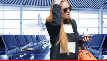 Lindsay Lohan -- Crap ... My Stolen Computer Has My Naked Photos!
