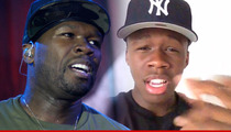 50 Cent's Baby Mama #1 -- He Hasn't Seen His Teenage Son in 2 Years