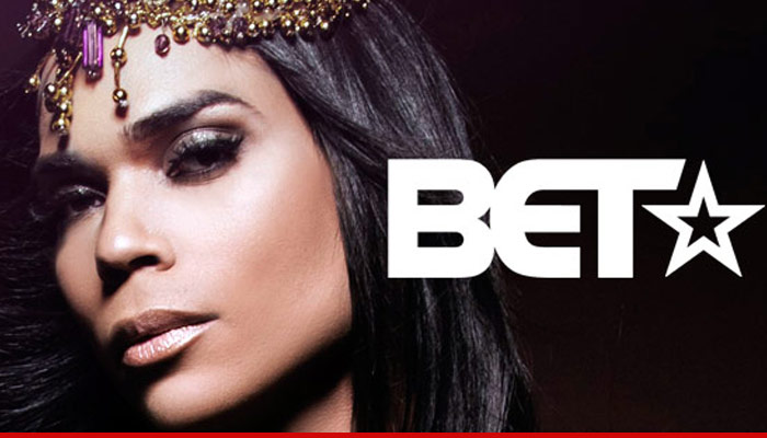 BET -- We Don't Want Male Host B. Scott Looking Like a Girl