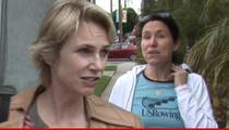 Jane Lynch -- Settles Divorce Case