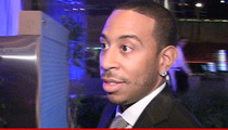 Ludacris' Baby Mama -- He Hasn't Seen His Daughter Yet