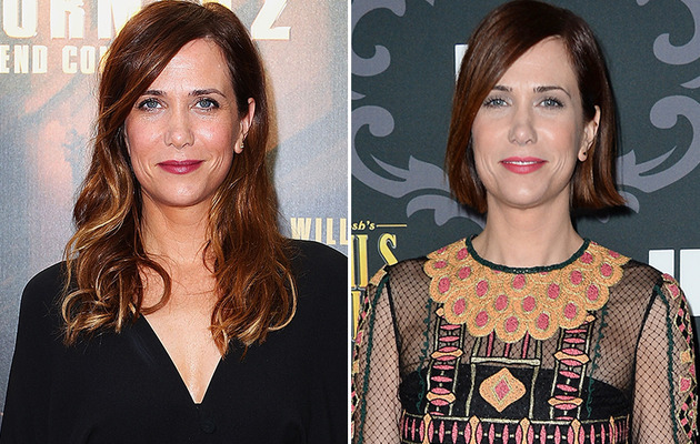 Kristen Wiig Chops Off Her Hair -- See Short New 'Do!