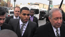 Chris Brown -- I'm NOT Copping a Deal in My Assault Case