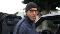 Blake Griffin's Brother -- I Feel Bad for Kris Humphries ... 'Cause Blake OWNED Him Last Night