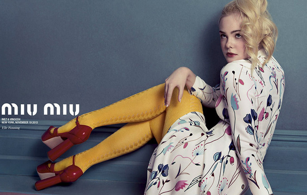 See Elle Fanning, Elizabeth Olsen & More Become Miu Miu Muses!