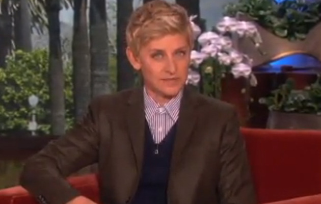 Ellen DeGeneres Reveals Awesome Christmas Gift for Portia de Rossi