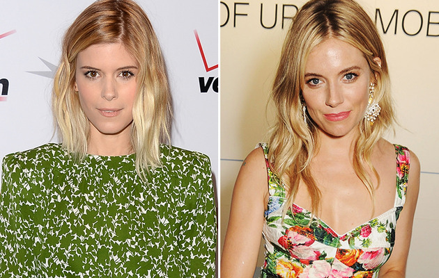 Kate Mara Looks Just Like Sienna Miller With New Blonde 'Do!