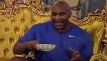 Evander Holyfield -- I Punched a Pregnant Horse in the Face